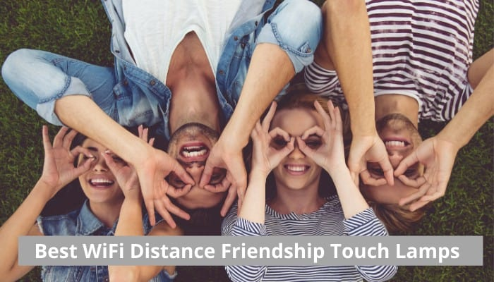 Best distance friendship lamps for friends