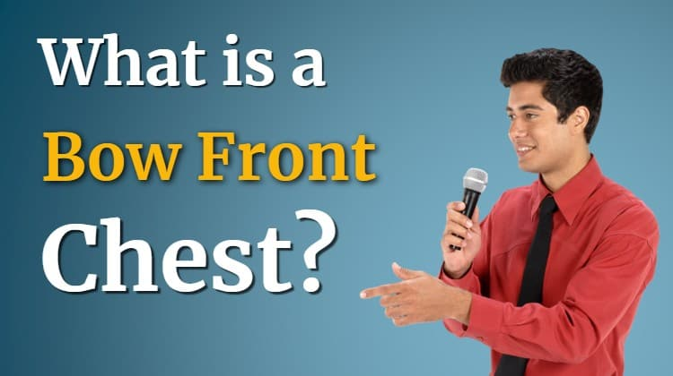 what is a bowfront chest