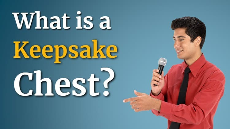 What is a keepsake chest