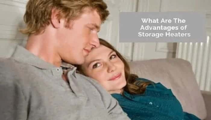 Storage heater advantages