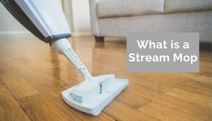 What is a steam mop