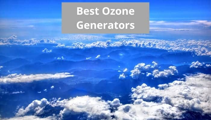 Top rated ozone generators air purifiers