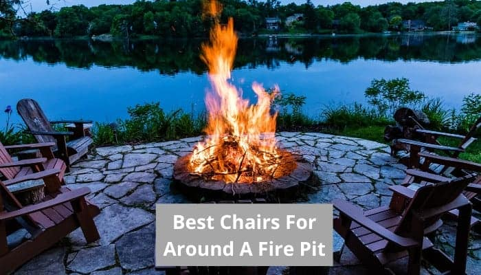 Top rated fire pit chiars