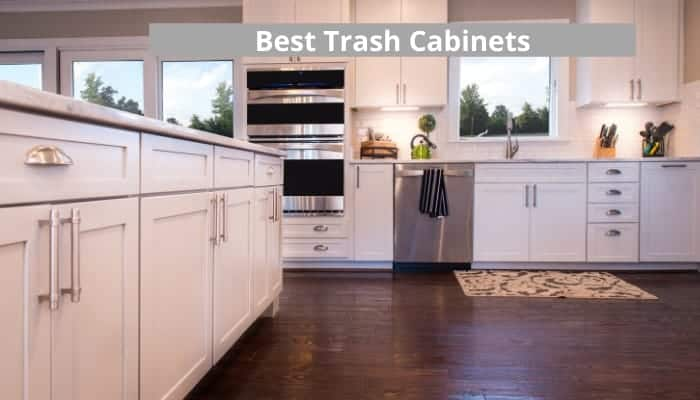 Top rated trash cabinets for your kitchen