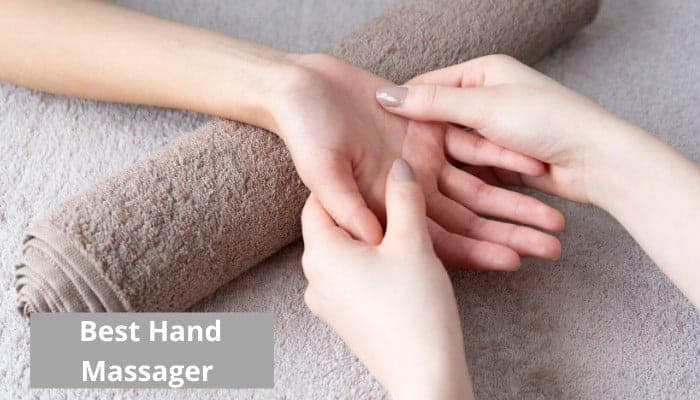 The best massager for hands