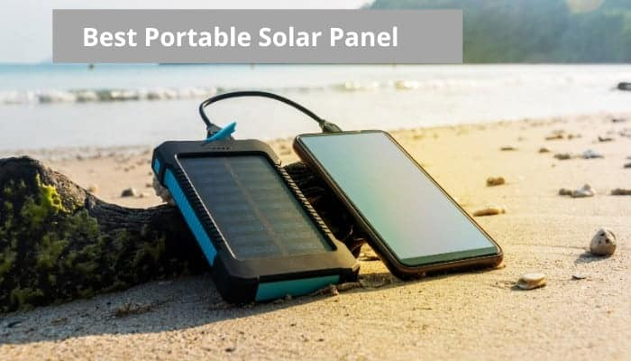 The best portable solar panels