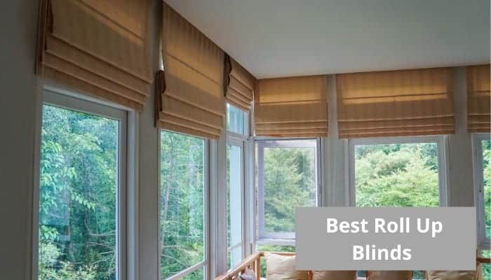 The best roll up blinds