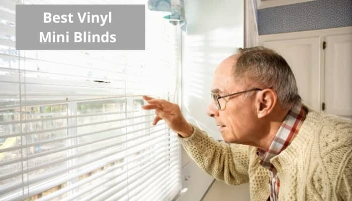 Top rated vinyl mini blinds