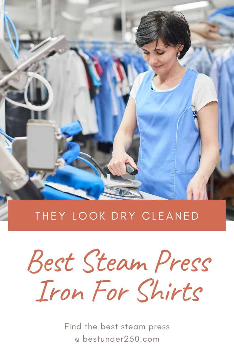 The best steam press iron for shirts