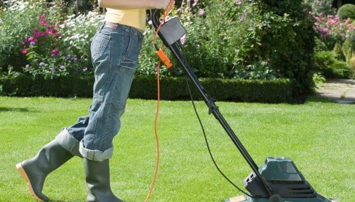 Best electric mower that mulches