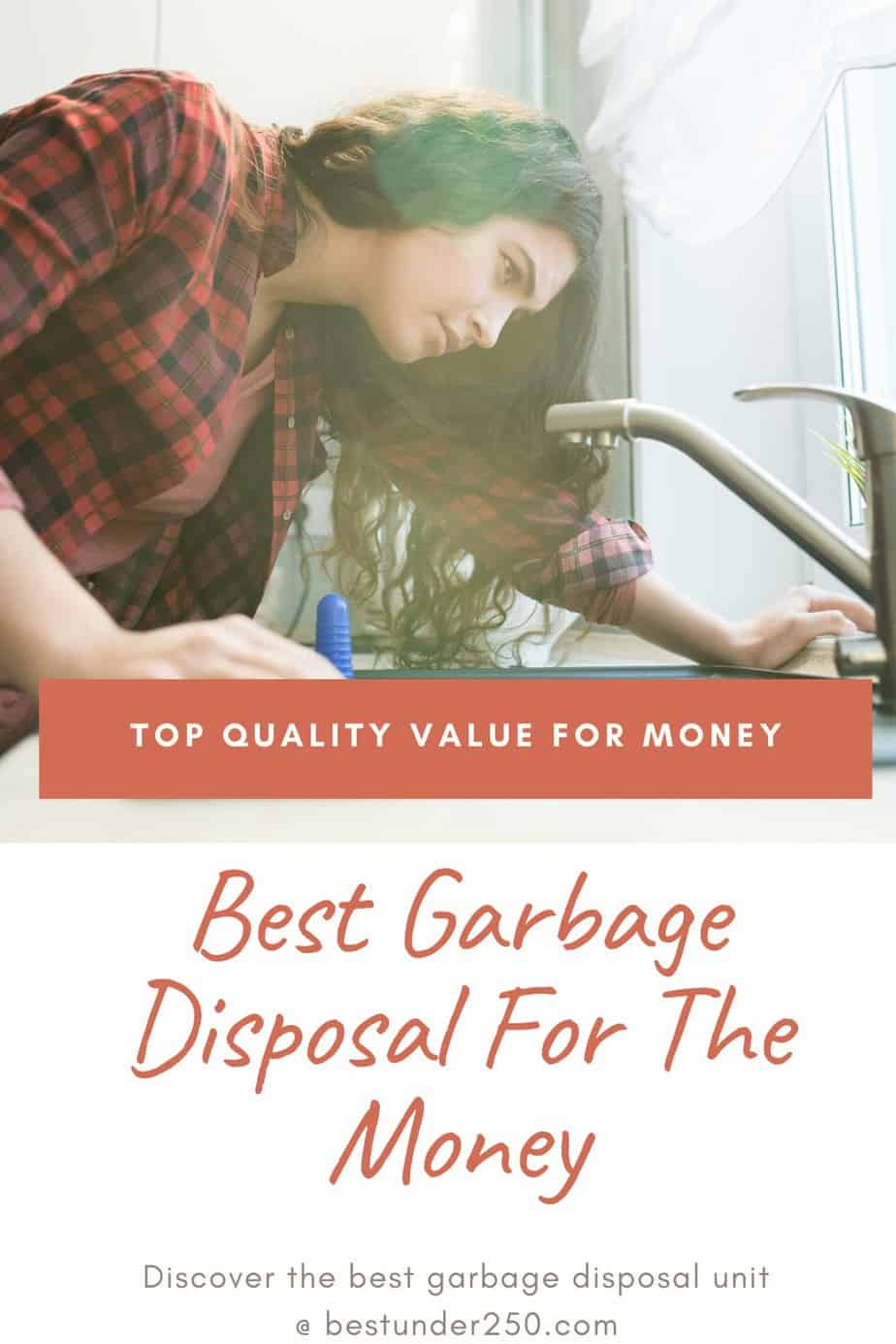 The best garbage disposal for the money