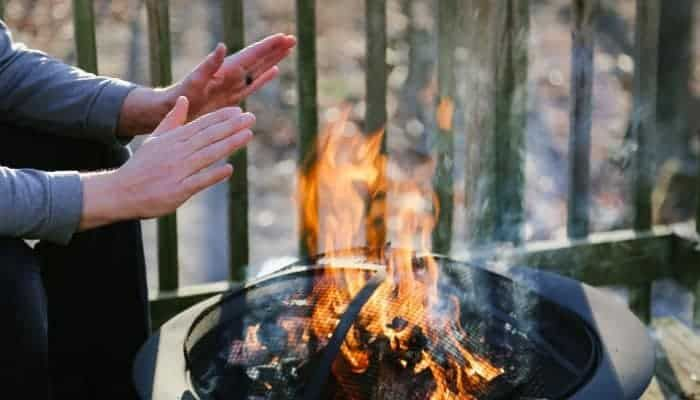 Best Portable Fire Pit For Backyard That Doesn't Burn Grass