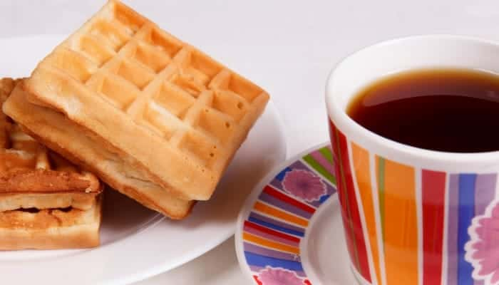 The best square waffles