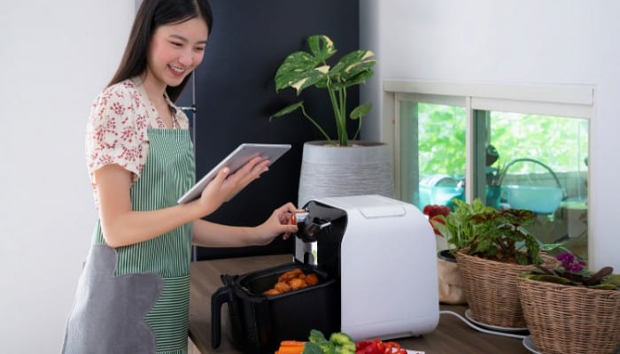 What is the best all in one air fryer?
