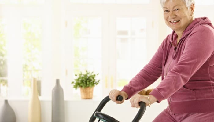 Best exercise bike for the elderly