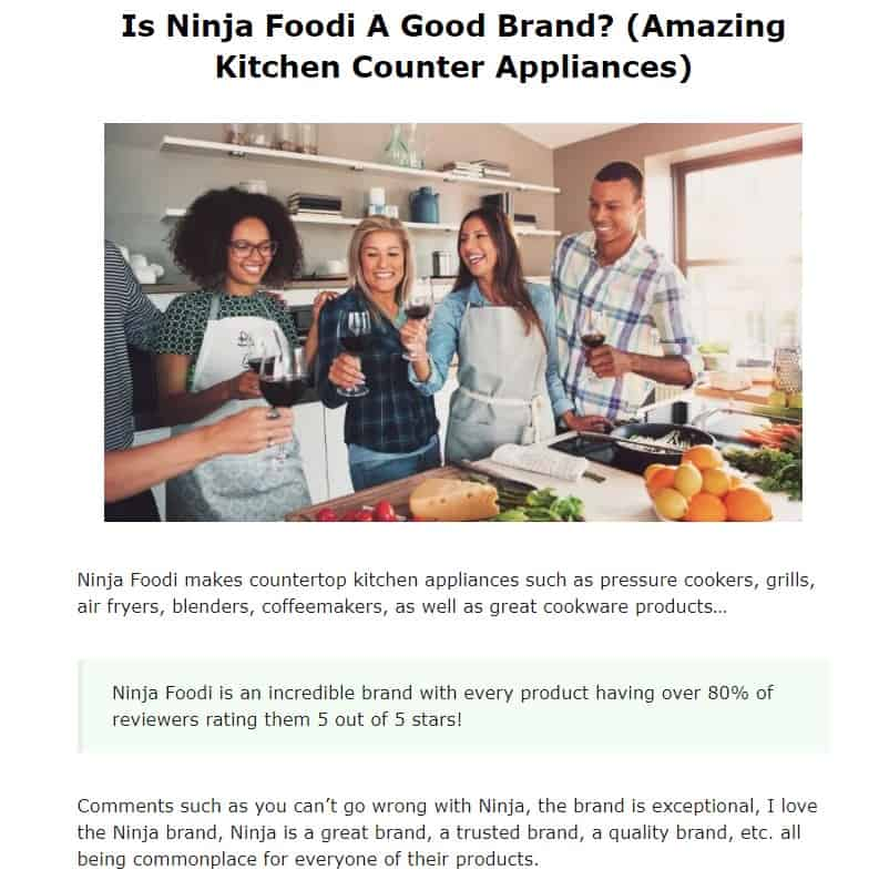 Ninja Foodi is an amazing multi cooker brand
