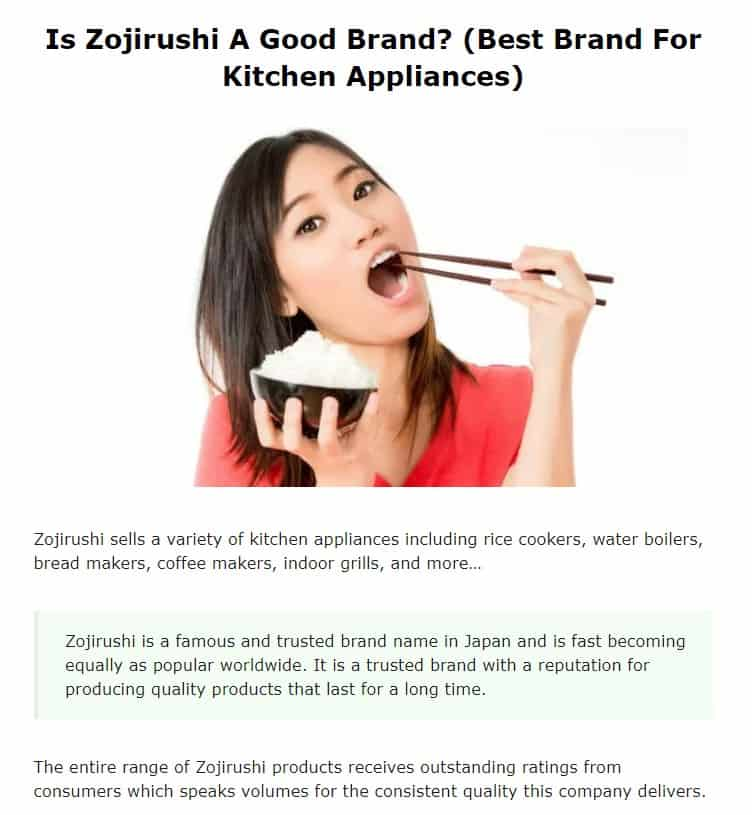 Zojirushi is an excellent brand for coffee makers