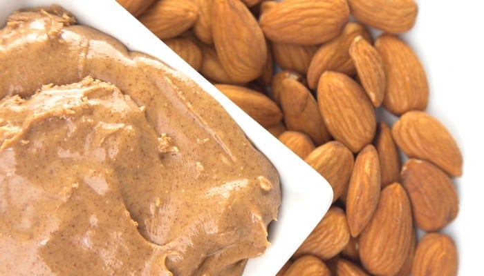 Can you make almond butter with Cuisinart?